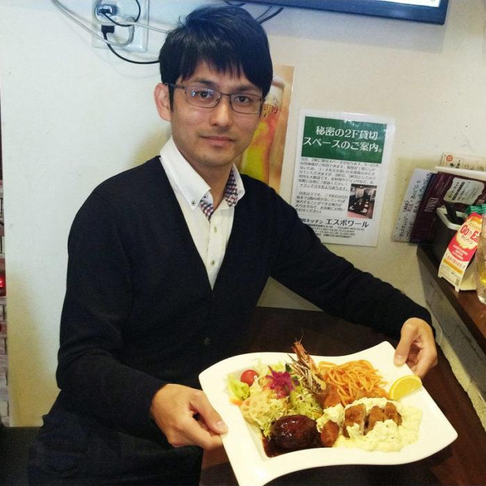 アナペコグルメ🍴洋食のオールスターランチを紹介します!