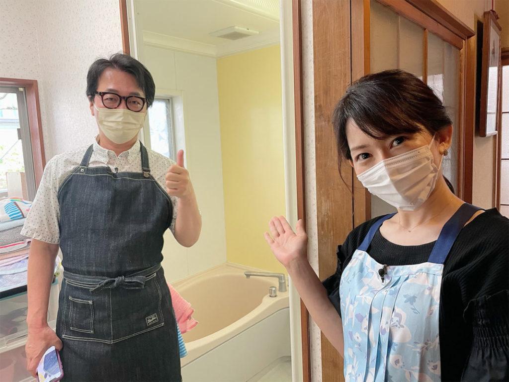 梅雨に気になるカビ対策‼掃除のエキスパート・佐藤亮介さんに教えていただきました🧹