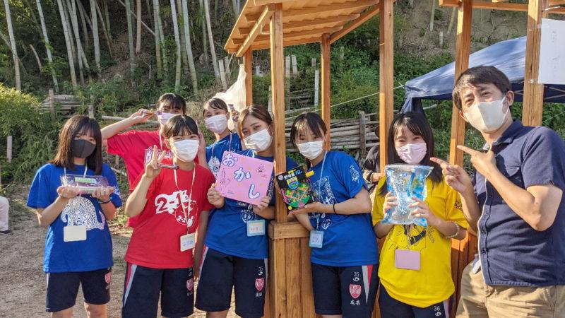 岡山高校「スパイダーず」のSDGsな取り組み😀