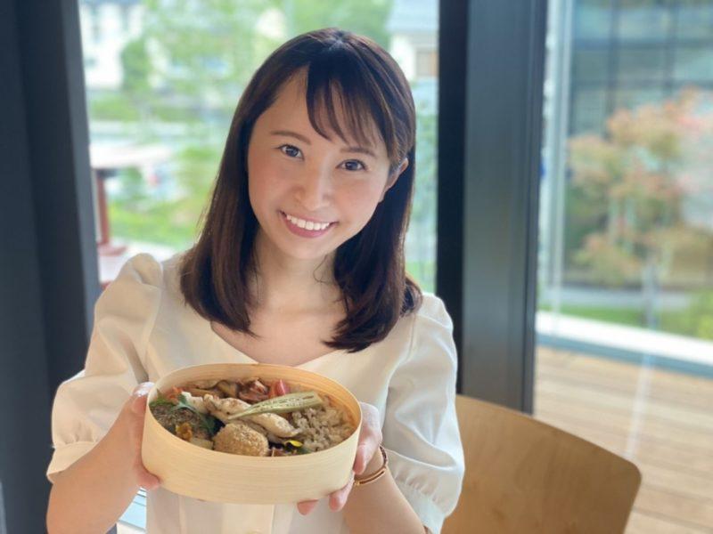 アナペコグルメ🍴お米のおいしさを味わえる🍚素材にこだわったお弁当!🍱