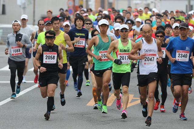 バーチャル瀬戸内海タートル・フルマラソン