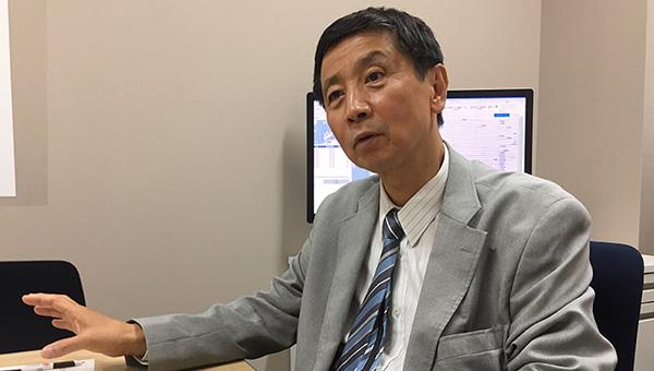 金田義行 特任教授