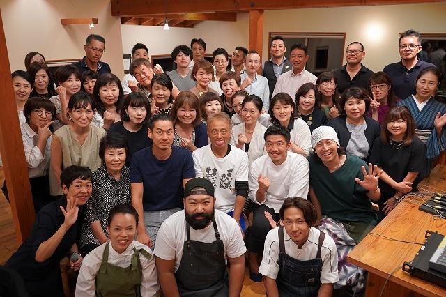 香川の素晴らしい食材で、ぜひ自炊をして欲しい!|香川はうまいか!?夜の部トークショー(2019.09.01開催)